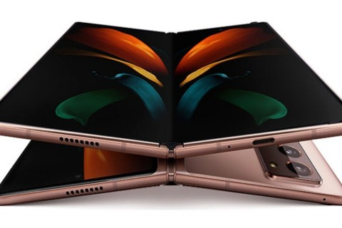 <strong>Samsung Galaxy Z Fold 2 Resmi Basın Görselleri</strong>