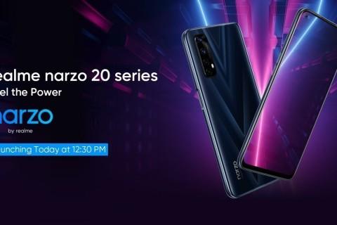 Realme Narzo 20 Serisi Tanıtım Etkinliğini İzleyin