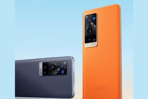 Vivo X60 Pro+ Resmi Basın Görselleri