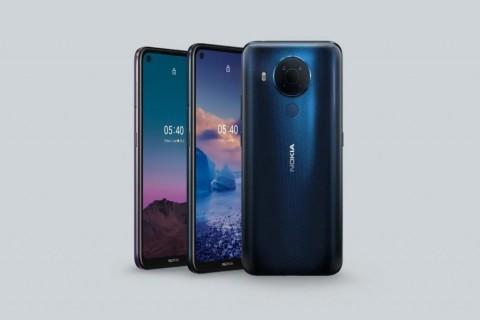 Nokia 5.4 Duvar Kağıtları