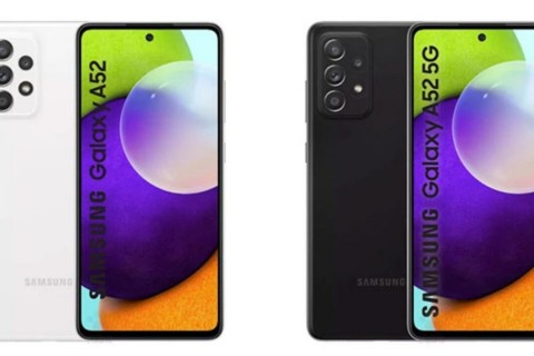 Samsung Galaxy A52 5G Duvar Kağıtları
