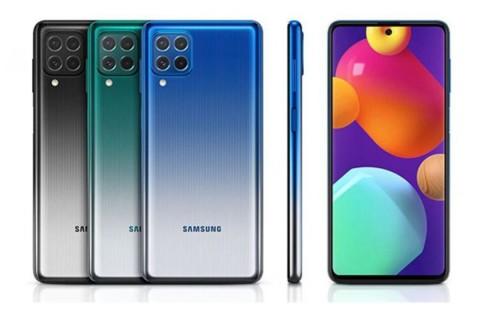 Samsung Galaxy M62 Duvar Kağıtları