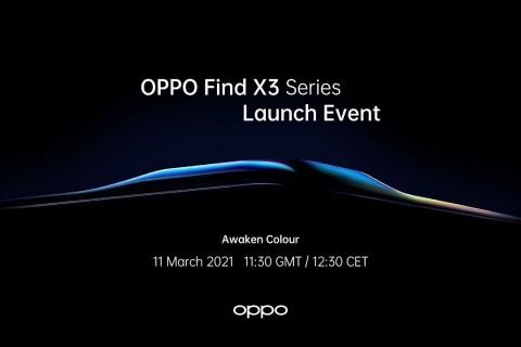 Oppo Find X3 Pro Tanıtım Tarihi Açıklandı