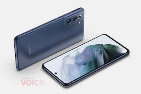 Samsung Galaxy S21 FE'nin İlk Görüntüleri Sızdırıldı