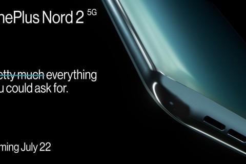 OnePlus Nord 2 5G Tanıtım Etkinliğini İzleyin