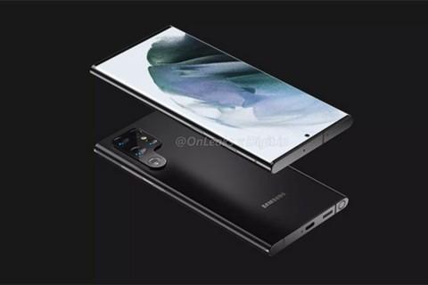 Samsung Galaxy S22 Ultra Tasarımı Sızdırıldı