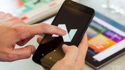 Google Pixel ve Pixel XL, Android 7.1 Nougat ile Geliyor