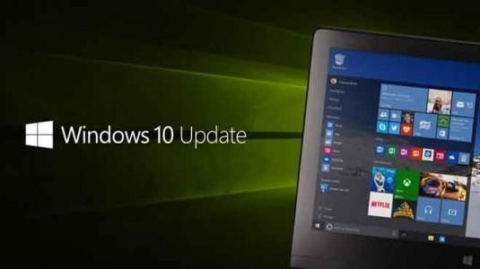 Windows 10 için Yeni Bir Güncelleme Daha Yayınlandı