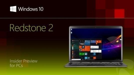 Windows 10 Redstone 2, Mart 2017'de Yayınlanabilir