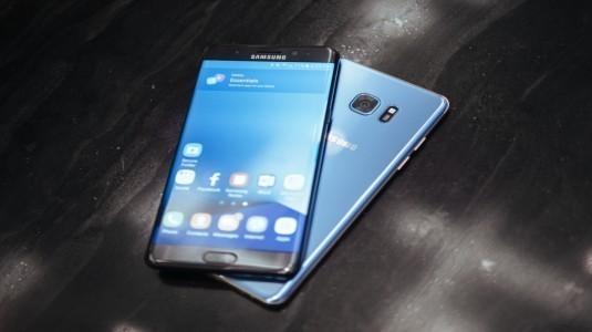 Note7'nin Always-On Ekran özellikleri, Galaxy S7 Serisine Geliyor