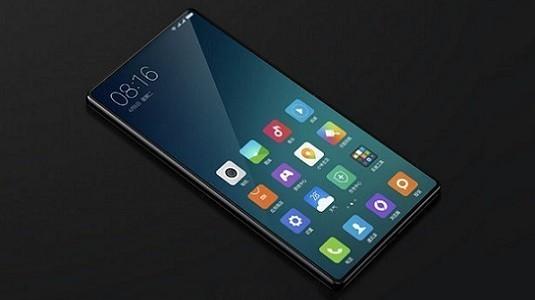 Xiaomi Mi Note 2'ye ait olduğu iddia edilen görseller çerçevesiz farklı bir tasarımı gösteriyor