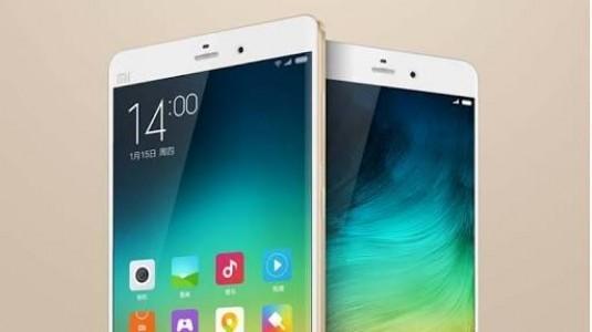 Xiaomi, Mi Note 2 Tanıtımı için Görsel Yayınlamaya Başladı