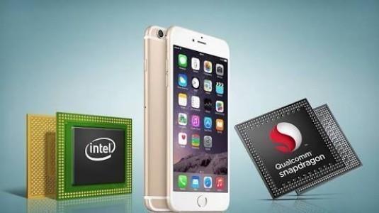 İphone 7 ve 7 Plus'ın Intel Modemi Qualcomm'un Gerisinde Kalıyor