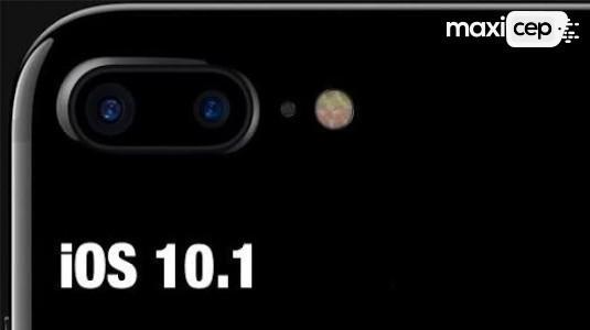 İos 10.1 Güncellemesi, İphone 7 Plus için Portre Mod Desteği ile Geldi