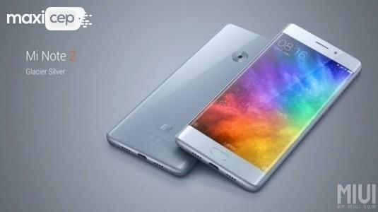 Xiaomi, Duyurusu Yapılan Mi Note 2 ile Galaxy Note7'nin Boşluğunu Doldurmayı Hedefliyor