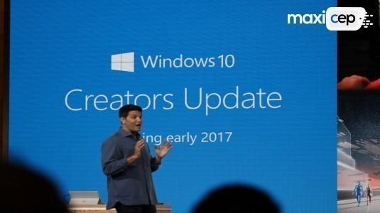 Windows 10 Creators Update Güncellemesi Duyuruldu