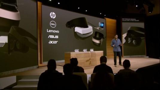 Microsoft,  299$'dan Başlayan Fiyatlarla Windows 10 VR Kulaklıkları Tanıttı