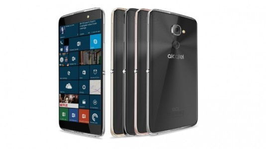 Alcatel IDOL 4S Windows 10 VR Gözlükle ile Gelen ilk Windows 10 Mobile Telefon Olacak