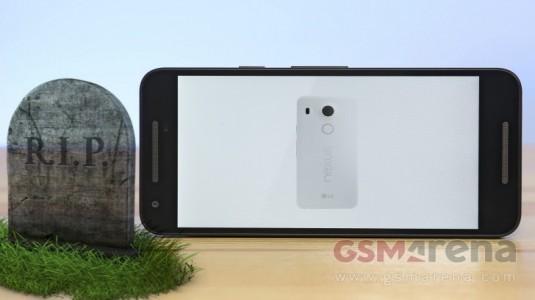 Nexus Akıllı Telefonlar Mazideki Yerini Aldı