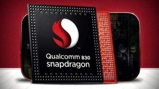 Samsung Snapdragon 830'u üretebilir
