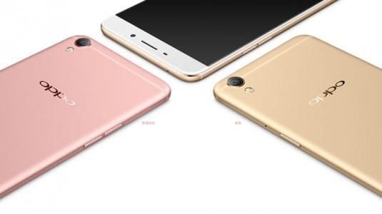 Oppo R9S'in Yeni Görselleri Özelliklerini de Doğruladı