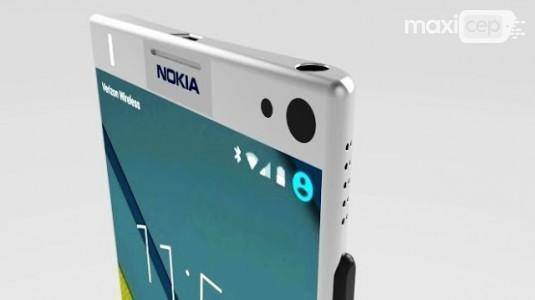 Nokia Markalı Android Telefon D1C AnTuTu'da Ortaya Çıktı
