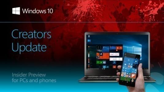 Windows 10 Insider Preview Yapı 14965 Yeni Özelliklerle Yayınlandı