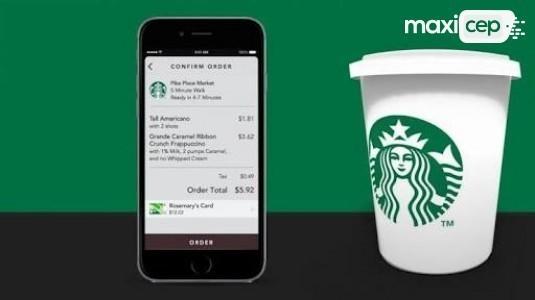 Starbucks Mobil Android ve İos Uygulaması Türkiye'de Kullanıma Sunuldu