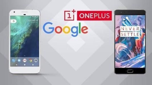 OnePlus Pixel Geekbench'te Ortaya Çıktı