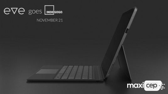 Eve V Hybrid Cihaz, Microsoft Surface Pro ile Rakip Olacak