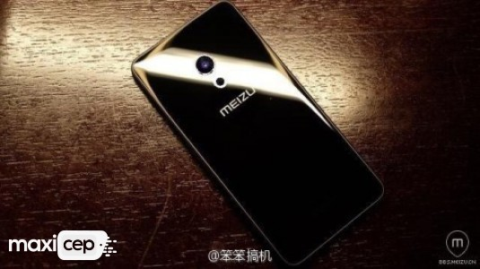 Sızdırılan Çerçevesiz Meizu Telefon, Pro 7 Olabilir