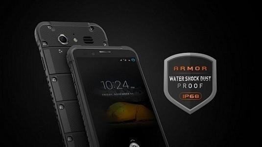 Ulefone Armor akıllı telefon zırhlı tasarım ile gelirken, ön satışa sunuldu
