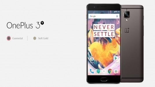 OnePlus 3T, Duyuru Öncesinde Resmi Web Sitesinde Ortaya Çıktı