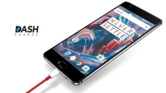 OnePlus, Dash Charge Sayesinde OnePluS 3T'nin Google Pixel XL'den Daha Hızlı Şarj Oduğunu Açıkladı