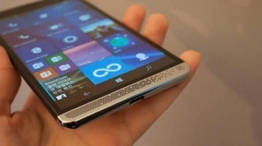 HP'nin Yeni Windows 10 Telefonunun Orta Seviye Olacağı İddia Ediliyor