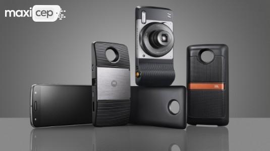 Lenovo, Moto Z Serisini Türkiye'de Satışa Sundu
