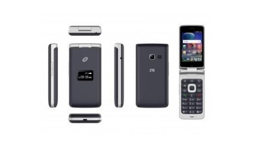 ZTE CYMBAL-T kapaklı akıllı telefon resmi olarak duyuruldu