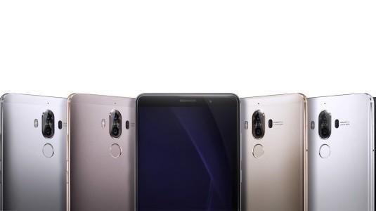 Huawei Mate 9 resmi olarak duyuruldu