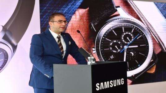 Samsung Gear S3 Akıllı Saat 2 Aralık'ta Türkiye'de Satışa Çıkıyor
