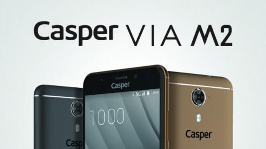 Casper VIA M2, Şık Tasarım ve Uygun Fiyatla Duyuruldu