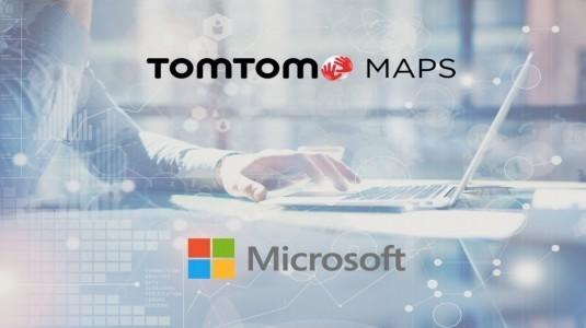 Microsoft ve Tom Tom, Azure için Güçlerini Birleştirdi