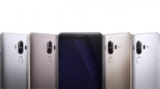 Huawei Mate 9 Türkiye'de Resmi Satışa Sunuldu