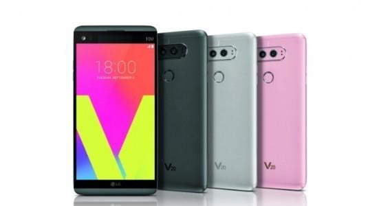 LG V20, Özel Hediyeleri ile Sınırlı Sayıda n11.com'da Satışta