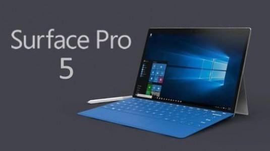 Surface 5 Söylentileri, Artan Depolama Alanı ve Intel Kaby Lake İşlemcilere İşaret Ediyor