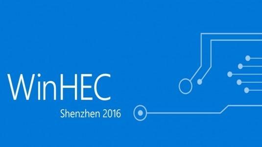 Microsoft, WinHEC 2016 Ayrıntılarını Açıkladı