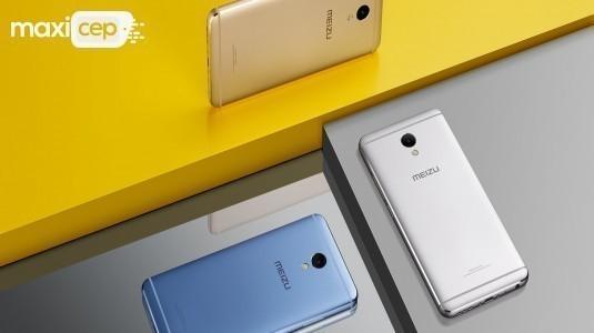 Meizu, M5 Note Akıllı Telefonu Duyurdu