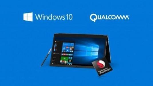 Windows 10, Yeni Snapdragon İşlemcilerle Çalışacak