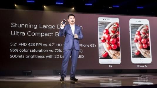 Huawei, 2015 Yılında 19.9 Milyar Dolar Kar Etti