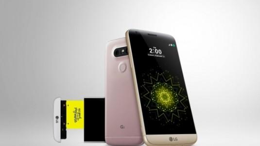 LG G5'in Türkiye Lansmanı İstanbul'da yapıldı