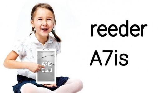 Reeder,  23 Nisan Hediyesi Olarak A7is Tabletini Satışa Sunuyor